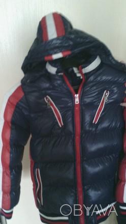 Зимняя куртка (венгерская). удобная, тёплая. В хорошем состоянии. Длина рукава о. Киев, Киевская область. фото 1