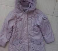 Куртка для девочки демисезонная. Лубны. фото 1
