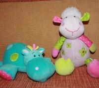 Польские  КРУПНЫЕ игрушки-погремушки для самых маленьких. Запорожье. фото 1