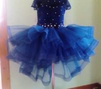 Нарядные платья   Темно синее    Есть любые размеры и разные цвета - на ваш вк. Полтава, Полтавська область. фото 5