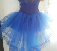 Нарядные платья   Темно синее    Есть любые размеры и разные цвета - на ваш вк. Полтава, Полтавська область. фото 4