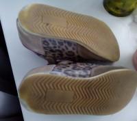 Кроссовки 35 размер, для девочки.Натуральная кожа и замша. Состояние видно на фо. Черкассы, Черкасская область. фото 7
