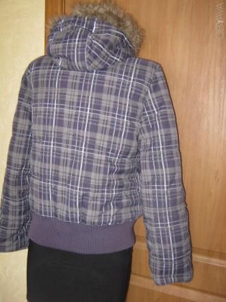 Куртка для девочки на синтепоне Tom Tailor. В хорошем состоянии. Указан размер L. Кременчук, Полтавська область. фото 3