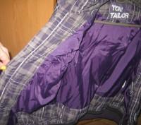 Куртка для девочки на синтепоне Tom Tailor. В хорошем состоянии. Указан размер L. Кременчук, Полтавська область. фото 9