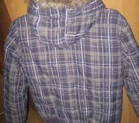 Куртка для девочки на синтепоне Tom Tailor. В хорошем состоянии. Указан размер L. Кременчук, Полтавська область. фото 8