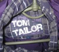 Куртка для девочки на синтепоне Tom Tailor. В хорошем состоянии. Указан размер L. Кременчук, Полтавська область. фото 5