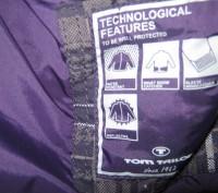 Куртка для девочки на синтепоне Tom Tailor. В хорошем состоянии. Указан размер L. Кременчук, Полтавська область. фото 10