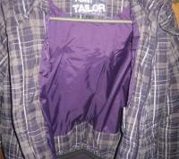 Куртка для девочки на синтепоне Tom Tailor. В хорошем состоянии. Указан размер L. Кременчук, Полтавська область. фото 11