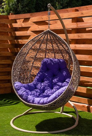 Подвесное кресло «Гарди биг» - для тех, кто по-настоящему ценит комфорт и удобст. Днепр, Днепропетровская область. фото 4