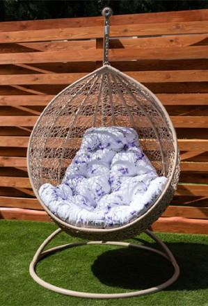 Подвесное кресло «Гарди биг» - для тех, кто по-настоящему ценит комфорт и удобст. Днепр, Днепропетровская область. фото 2