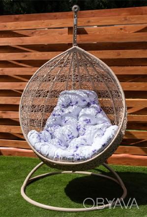 Подвесное кресло «Гарди биг» - для тех, кто по-настоящему ценит комфорт и удобст. Днепр, Днепропетровская область. фото 1