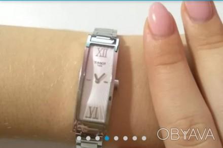 Часы наручные женские швейцарские (оригинал)TISSOT T015.309.11.038.00