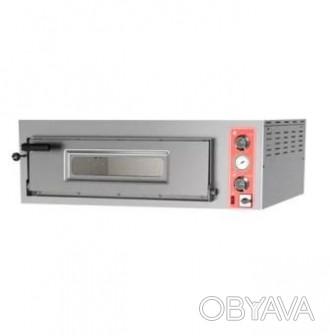 Подовая печь (пицца печь) б/у Pizza Group Max 4 предназначена для приготовления . Киев, Киевская область. фото 1