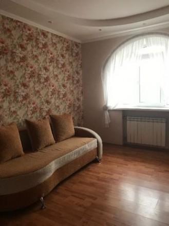Аренда 3-з комнатной квартиры есть вся необходимая мебель ( 2-з спальная кровать. Казбет, Черкассы, Черкасская область. фото 5