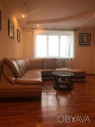 Аренда 3-з комнатной квартиры есть вся необходимая мебель ( 2-з спальная кровать. Казбет, Черкассы, Черкасская область. фото 1