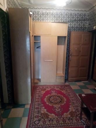 3-комнатная квартира район паспортного стола 3/3.Тихий спальный район. Комнаты с. Краматорськ, Донецкая область. фото 10