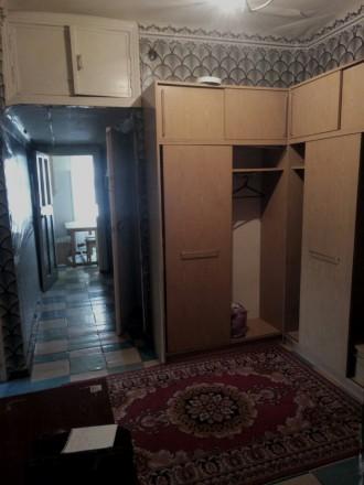 3-комнатная квартира район паспортного стола 3/3.Тихий спальный район. Комнаты с. Краматорськ, Донецкая область. фото 4