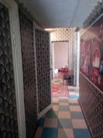 3-комнатная квартира район паспортного стола 3/3.Тихий спальный район. Комнаты с. Краматорськ, Донецкая область. фото 2