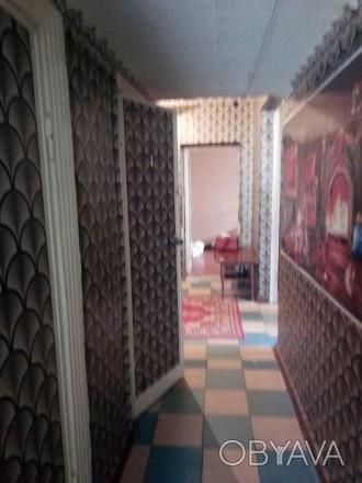 3-комнатная квартира район паспортного стола 3/3.Тихий спальный район. Комнаты с. Краматорськ, Донецкая область. фото 1