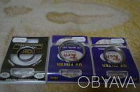 Фильтры ультрофиолетовые для фото-видеокамер. Сумы. фото 1