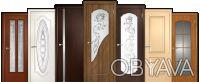 Продажа и установка межкомнатных и входных дверей. Харьков. фото 1