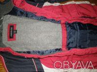 теплая куртка длина по спине55см длина рукава 40см,ширина в груди-42-44см. Харьков, Харьковская область. фото 3