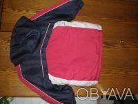 теплая куртка длина по спине55см длина рукава 40см,ширина в груди-42-44см. Харьков, Харьковская область. фото 4