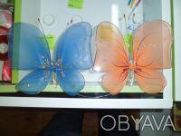 бабочки для тюль, штор. Варва. фото 1