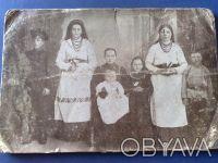 Фотография старинная семьи. Изяслав. фото 1