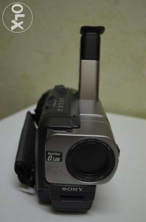 Видеокамера Sony TR417E (видео 8). Сумы. фото 1