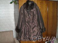 куртка-паркаL(48-50). Харьков. фото 1