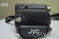 """Видеокамера """"JVC D 53"""" (б/у,цифр.,miniDV, 0,8 Мп, хор. качество съемки, полный к. Сумы, Сумская область. фото 5"""