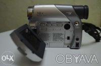 """Видеокамера """"JVC D 53"""" (б/у,цифр.,miniDV, 0,8 Мп, хор. качество съемки, полный к. Сумы, Сумская область. фото 3"""
