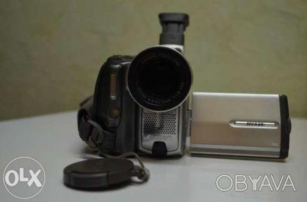 """Видеокамера """"Canon MVX25"""" - (б/у,цифр., хорошее состояние, miniDV,  хор. качеств. Сумы, Сумская область. фото 1"""
