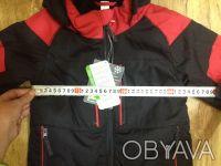 Куртка   состоит из облегченной курточки, которую можно носить осенью/весной и ф. Харьков, Харьковская область. фото 8
