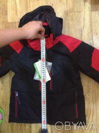 Куртка   состоит из облегченной курточки, которую можно носить осенью/весной и ф. Харьков, Харьковская область. фото 7