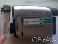 Продам цифровую мини видеокамеру SONY DCR-HC-28 Е, Япония. Харьков. фото 1