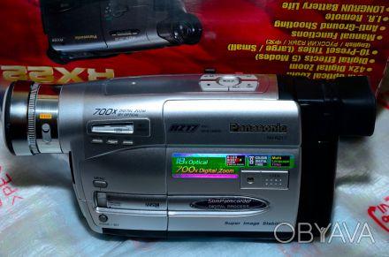 Продается новая видеокамера Panasonic NV-RZ17 заводской комплект ! А также прода. Николаев, Николаевская область. фото 1