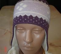 Продам шапочки для девочки 3-6 лет Marks&Spencer. В хорошем состоянии.. Черкассы, Черкасская область. фото 2