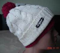 Продам шапочки для девочки 3-6 лет Marks&Spencer. В хорошем состоянии.. Черкассы, Черкасская область. фото 4