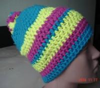 Продам шапочки для девочки 3-6 лет Marks&Spencer. В хорошем состоянии.. Черкассы, Черкасская область. фото 6