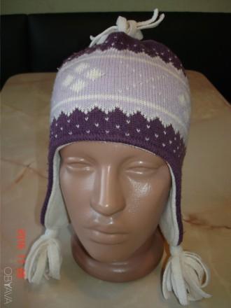 Продам шапочки для девочки 3-6 лет Marks&Spencer. В хорошем состоянии.. Черкассы, Черкасская область. фото 1