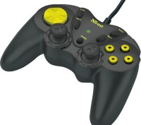 Игровой манипулятор Trust GM-1520 Dual Stick Gamepad for PC & PS2. Киев. фото 1