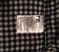 Рубашка Mothercare 24-36 месяцев, рост 98 см. Рукава можно делать короткими. Сос. Павлоград, Днепропетровская область. фото 5