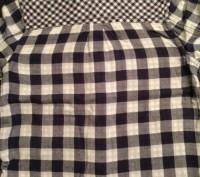 Рубашка Mothercare 24-36 месяцев, рост 98 см. Рукава можно делать короткими. Сос. Павлоград, Днепропетровская область. фото 4