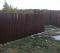 Новинка! На заводе имеется 2-х сторонний метал в коричневом и красном цвете, про. Киев, Киевская область. фото 4