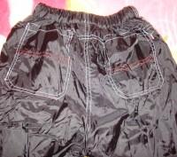 Чорні зимові (лижні) штани для хлопчика, розмір 28, нові, довжина штанини - 86 с. Червоноград, Львовская область. фото 6