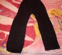 Чорні зимові (лижні) штани для хлопчика, розмір 28, нові, довжина штанини - 86 с. Червоноград, Львовская область. фото 8