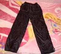 Чорні зимові (лижні) штани для хлопчика, розмір 28, нові, довжина штанини - 86 с. Червоноград, Львовская область. фото 5