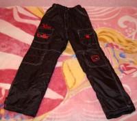 Зимові нові штани для хлопчика, розмір 28.. Червоноград. фото 1